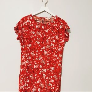 Lovely floral dress x Local Boutique